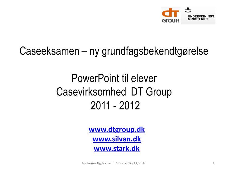 www.dtgroup.dk www.silvan.dk www.stark.dk