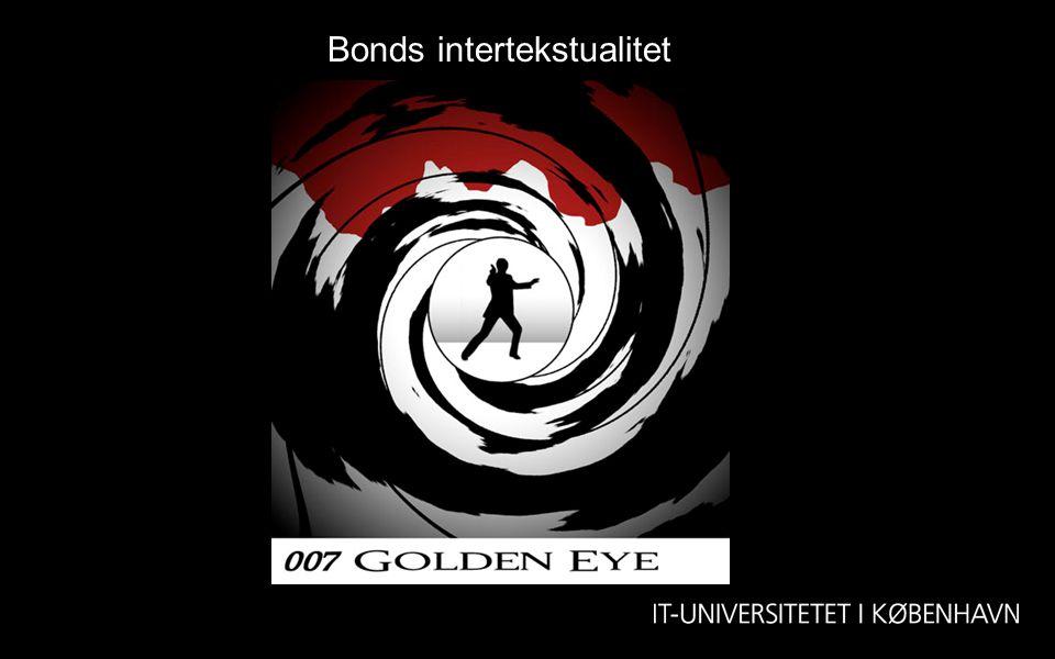 Bonds intertekstualitet