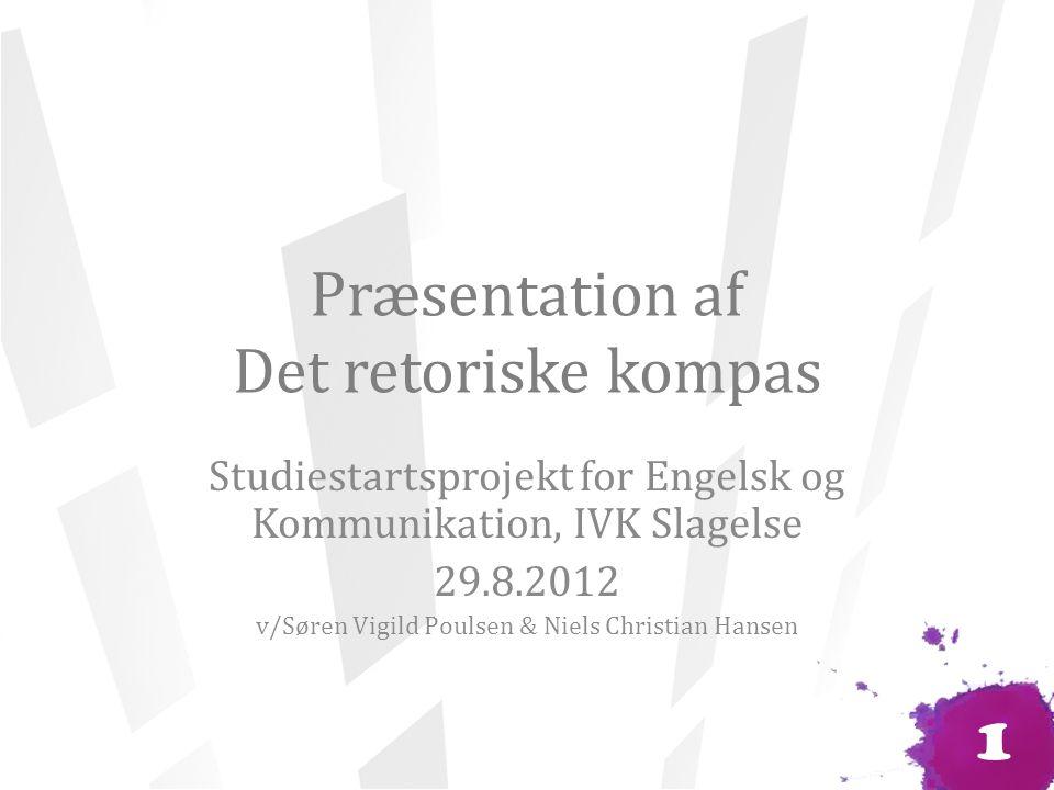 Præsentation af Det retoriske kompas