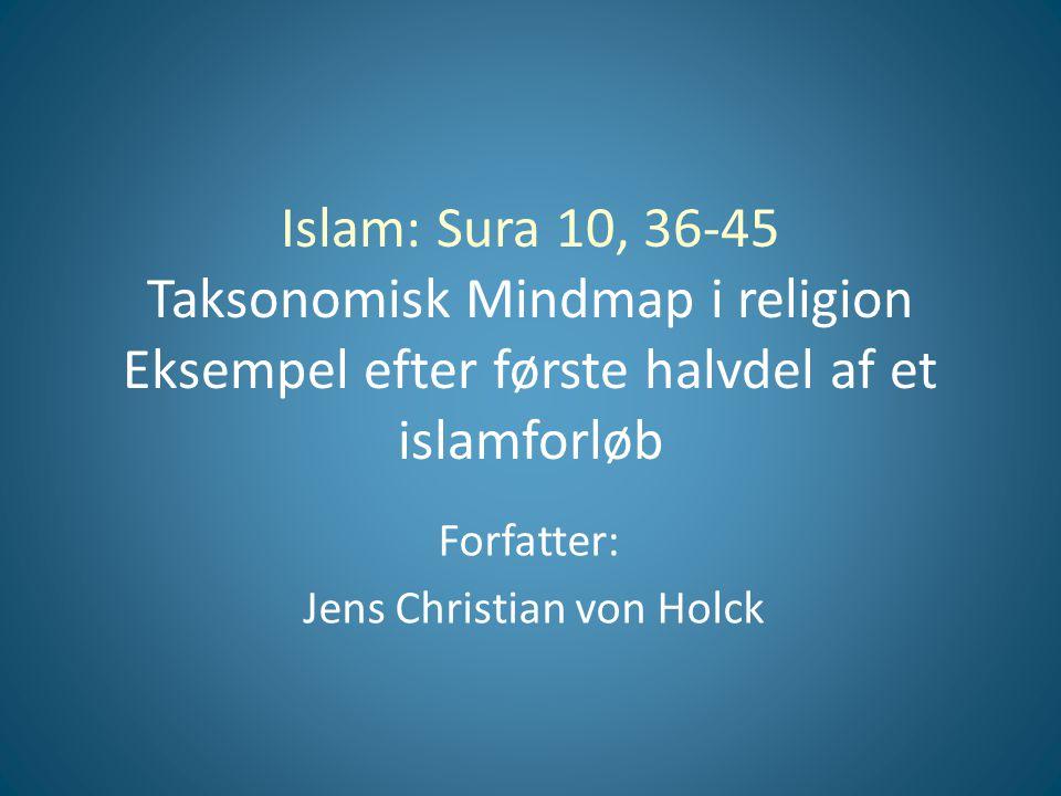Forfatter: Jens Christian von Holck