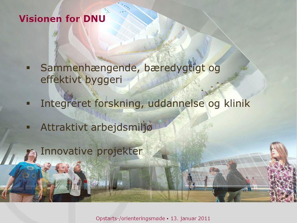 Sammenhængende, bæredygtigt og effektivt byggeri