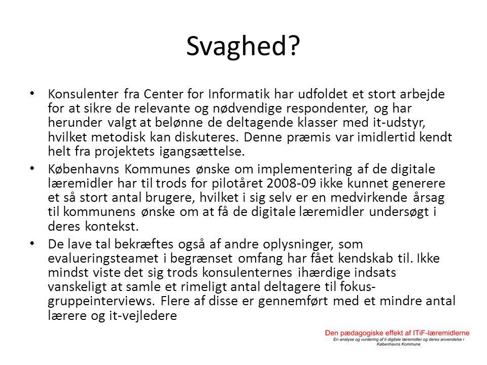 Svaghed