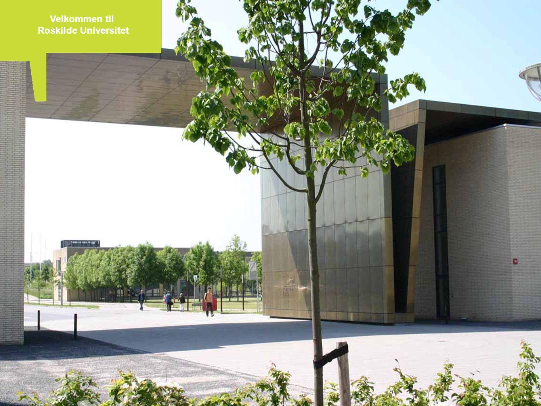 Velkommen til Roskilde Universitet