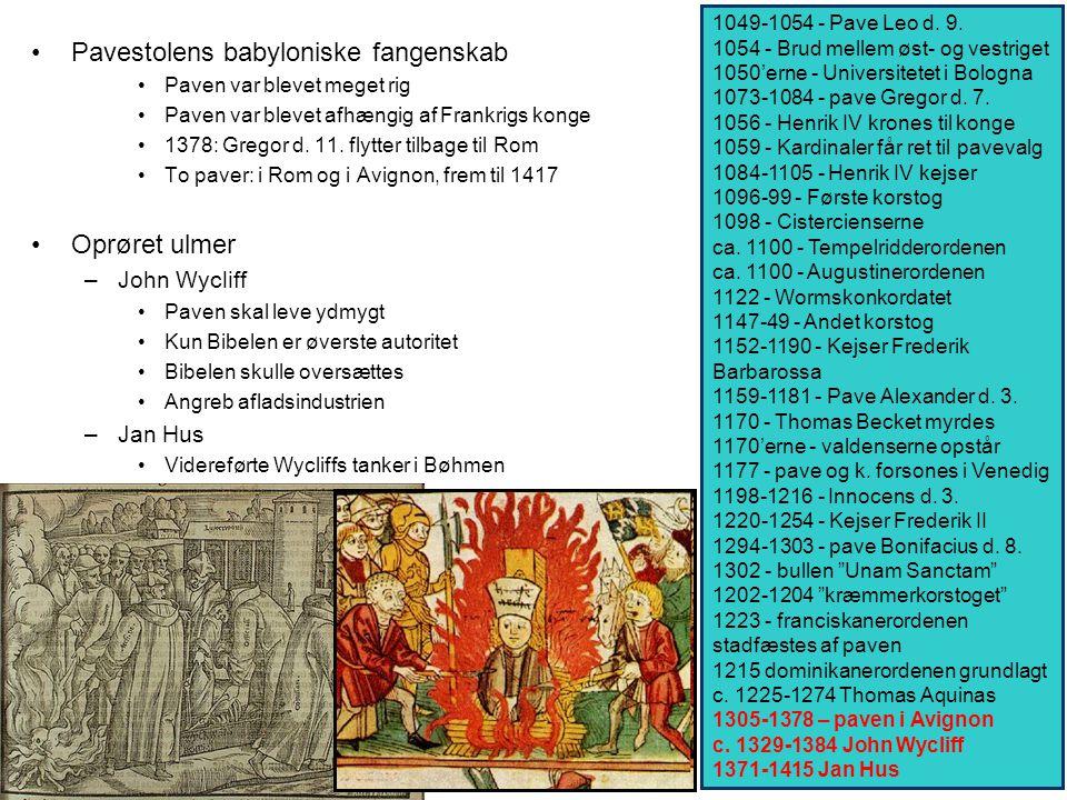 Pavestolens babyloniske fangenskab