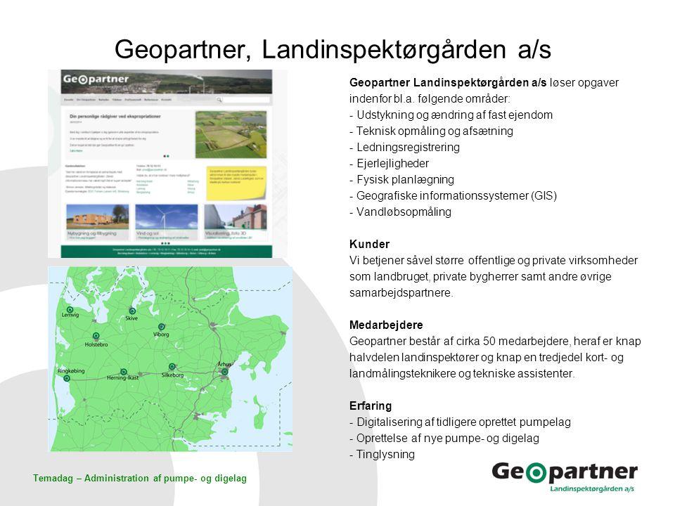 Geopartner, Landinspektørgården a/s