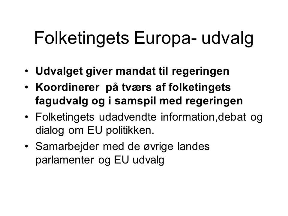 Folketingets Europa- udvalg