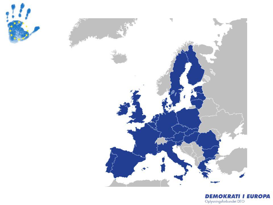 Hvem ved hvor mange lande der er med i EU