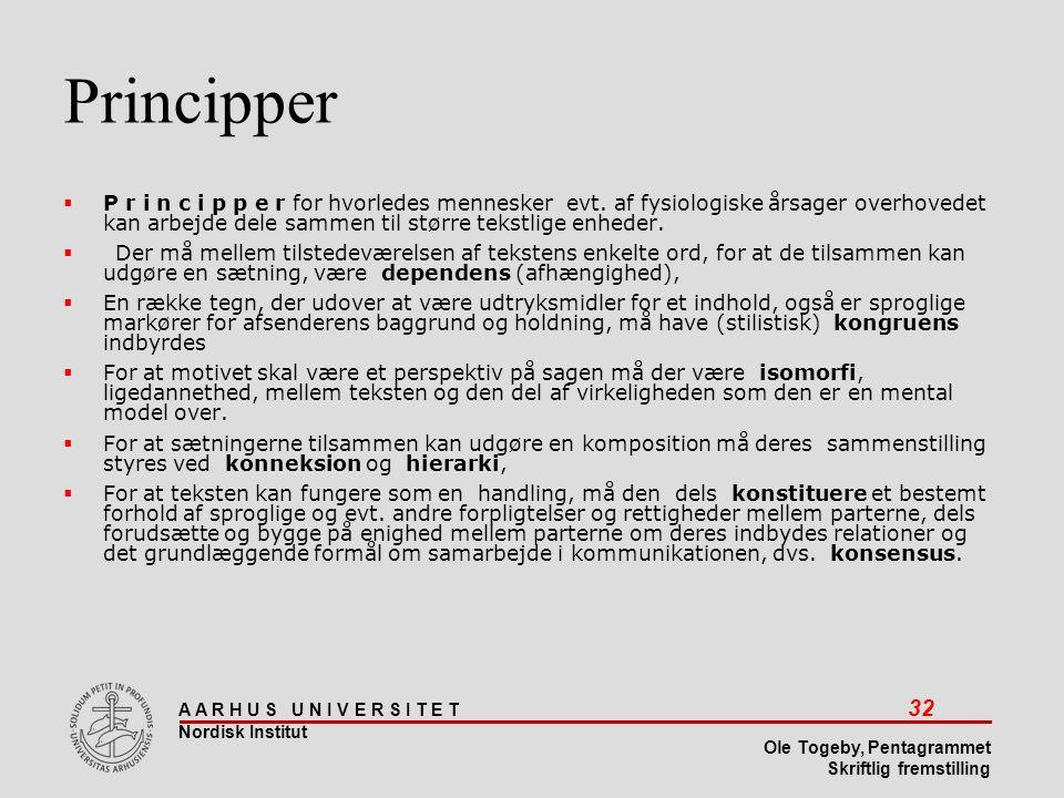 Principper