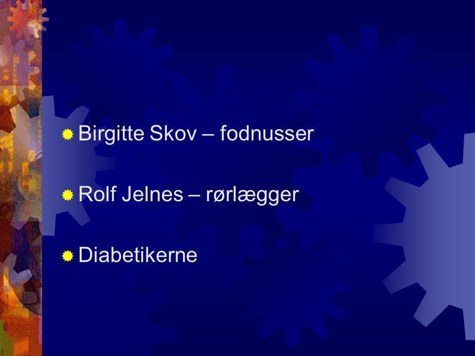 Birgitte Skov – fodnusser