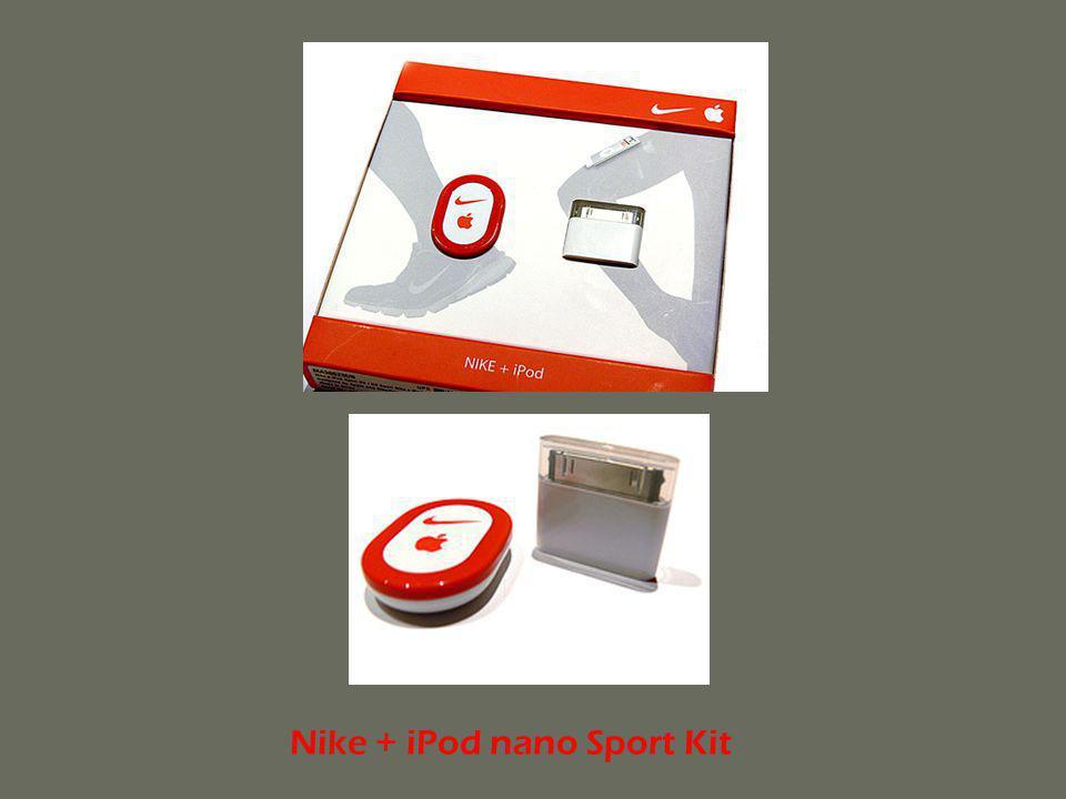 Nike + iPod nano Sport Kit