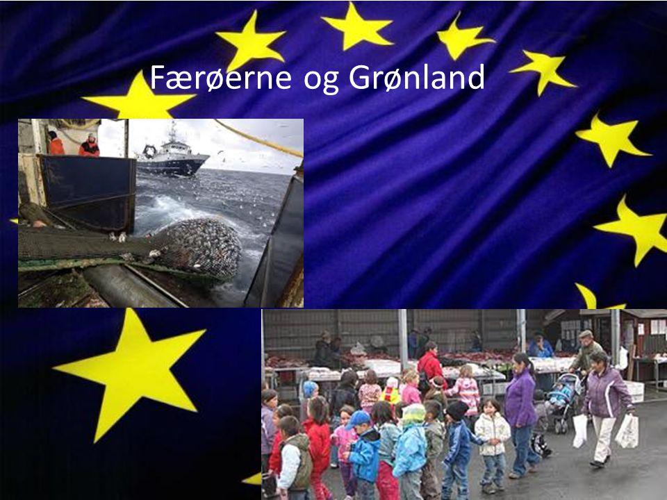 Færøerne og Grønland