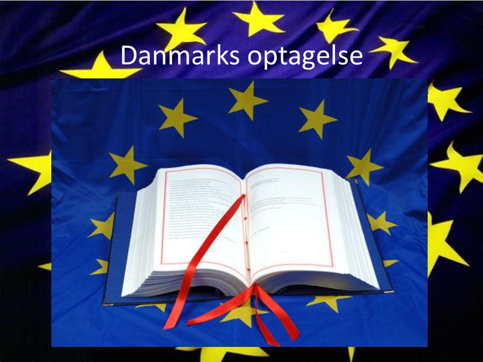 Danmarks optagelse