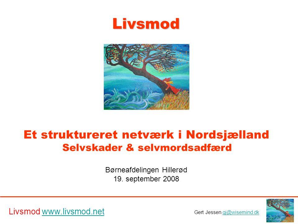 Livsmod Et struktureret netværk i Nordsjælland