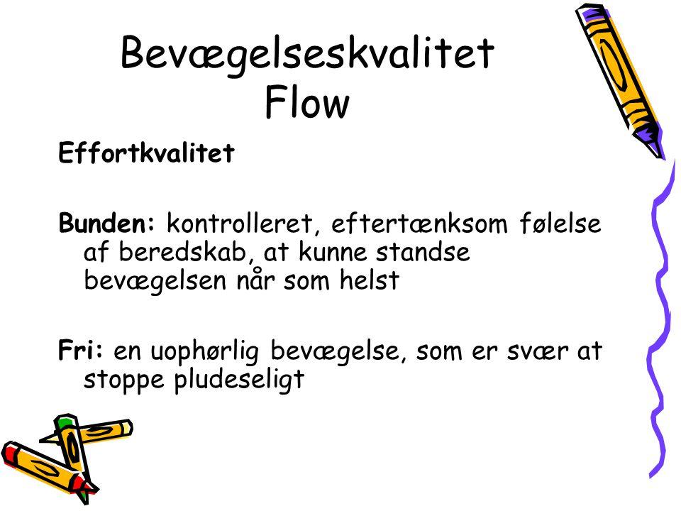 Bevægelseskvalitet Flow