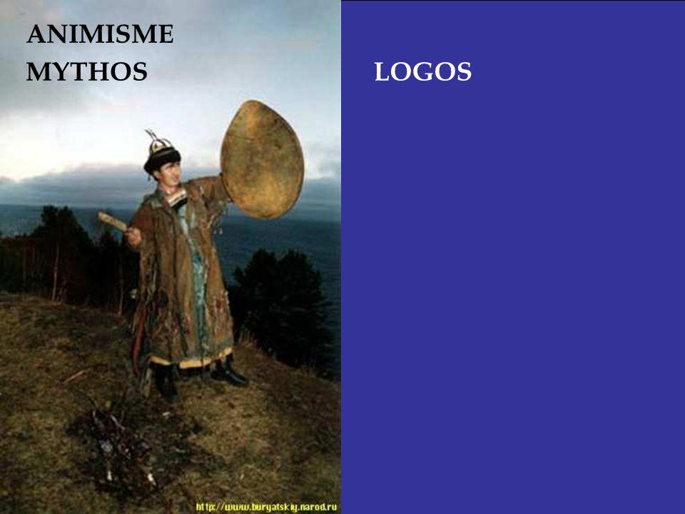 ANIMISME MYTHOS LOGOS