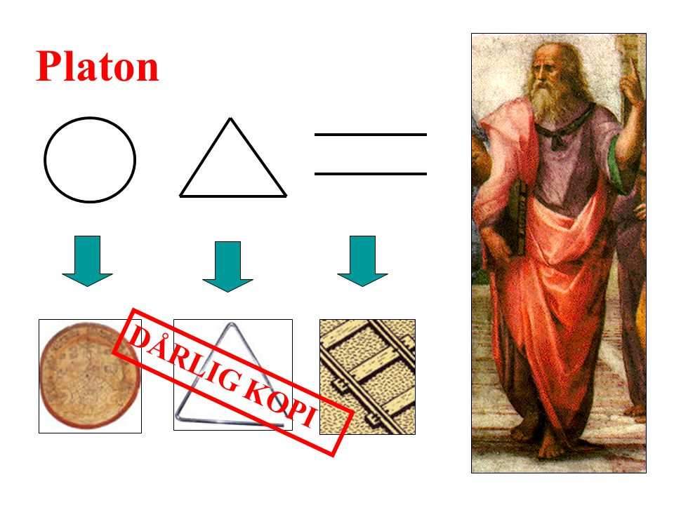 Platon DÅRLIG KOPI