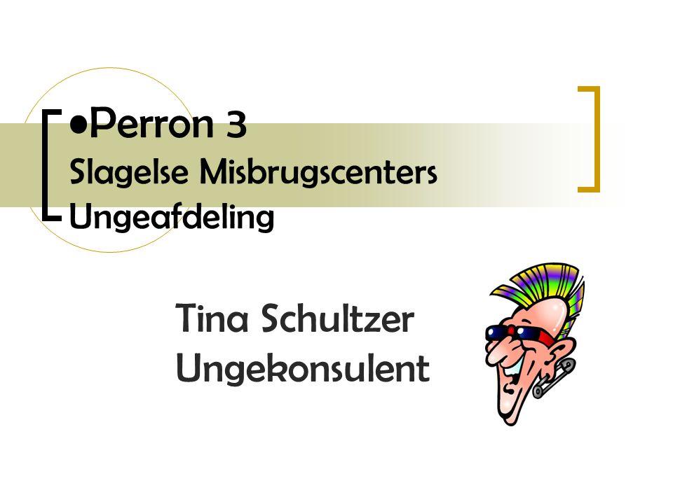 Perron 3 Slagelse Misbrugscenters Ungeafdeling