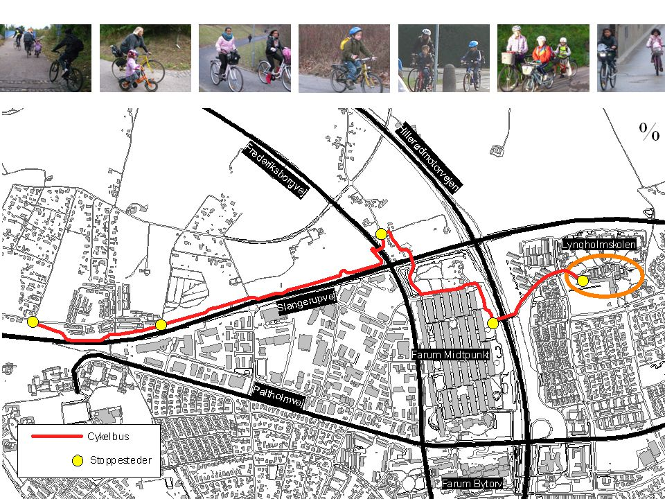 Hvad skal der til Laveste cykelhastighed: 10 km/t Afstand max. 5 km