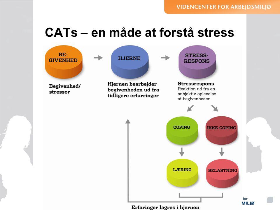 CATs – en måde at forstå stress