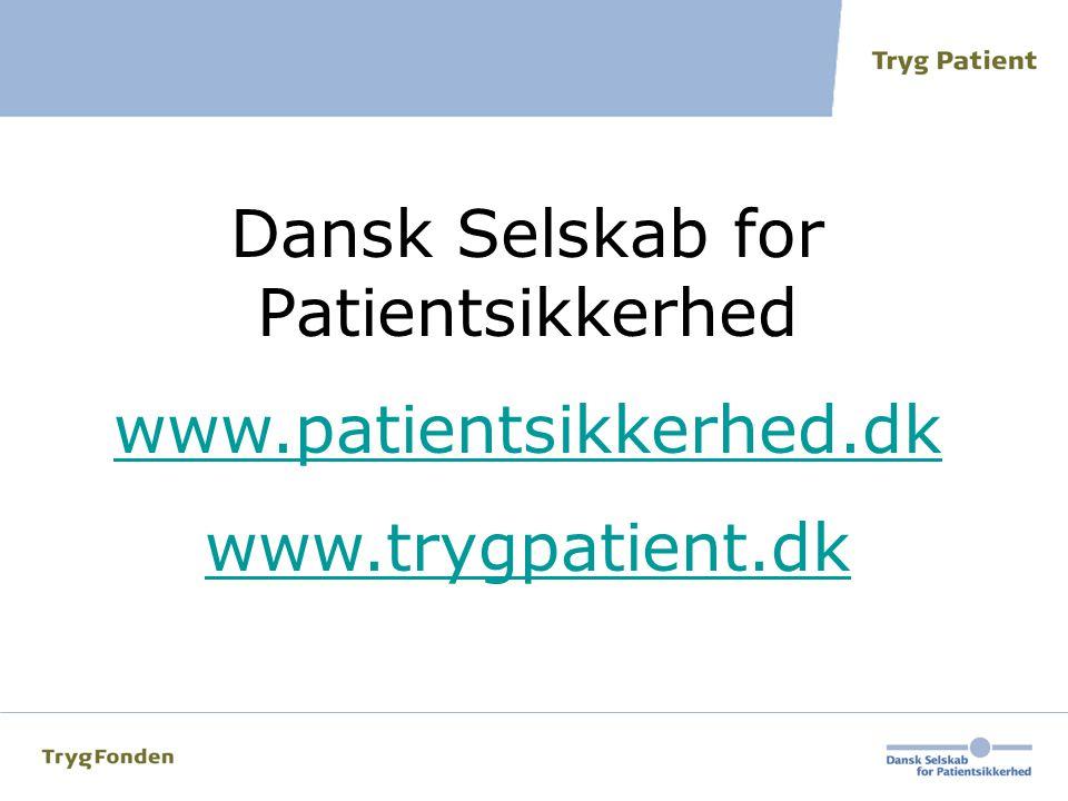 Dansk Selskab for Patientsikkerhed