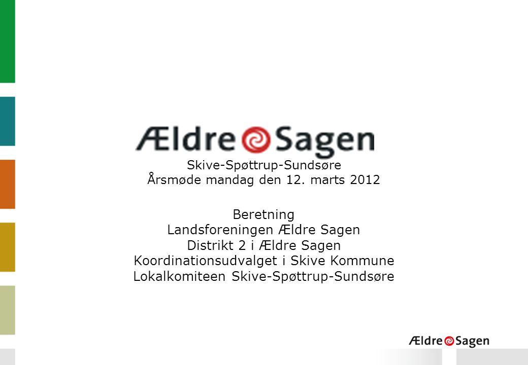Skive-Spøttrup-Sundsøre Årsmøde mandag den 12. marts 2012