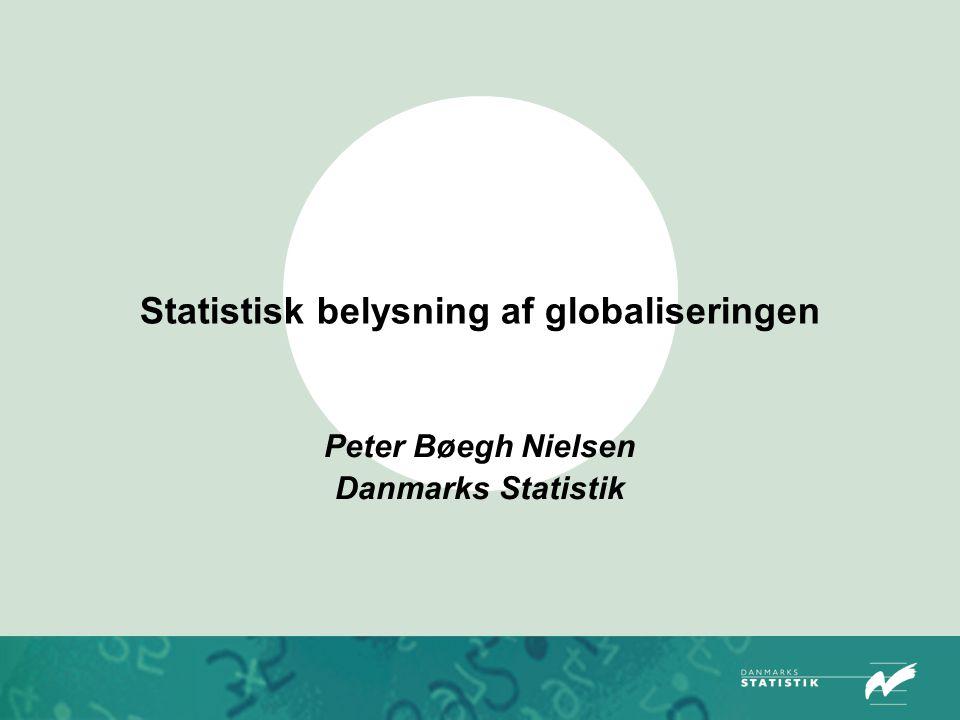Statistisk belysning af globaliseringen