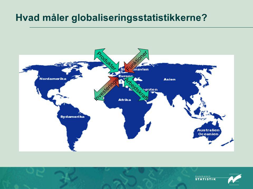 Hvad måler globaliseringsstatistikkerne