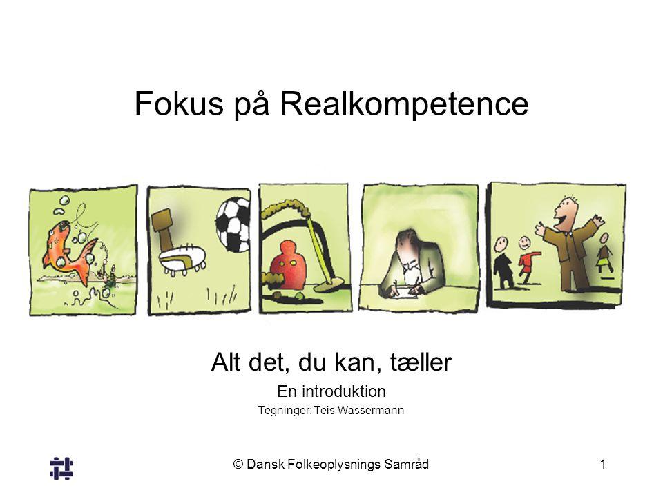 Fokus på Realkompetence