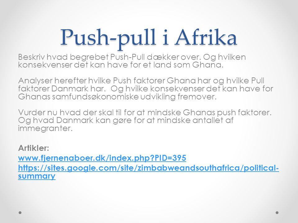 Push-pull i Afrika