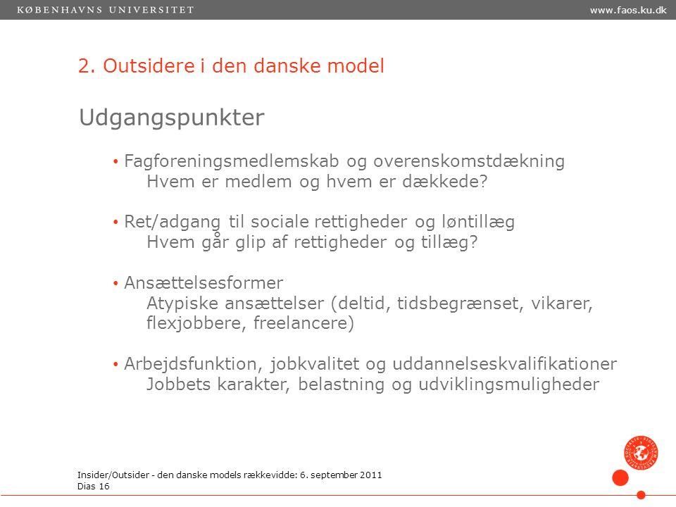 2. Outsidere i den danske model