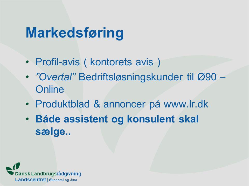 Markedsføring Profil-avis ( kontorets avis )