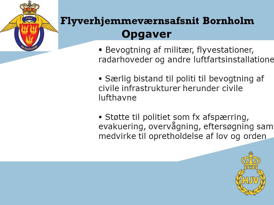 Flyverhjemmeværnsafsnit Bornholm