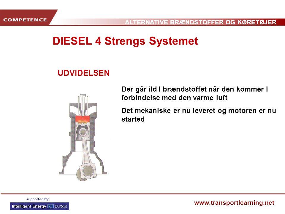 DIESEL 4 Strengs Systemet