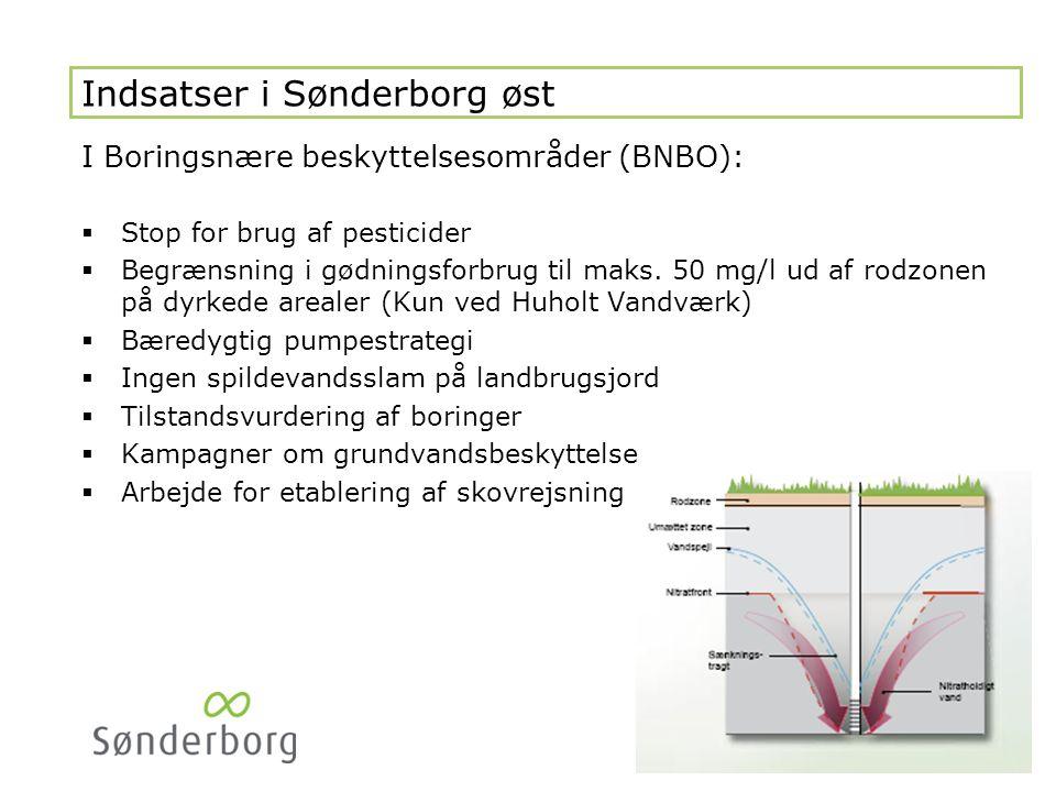 BNBO for Vollerup-Ulkebøl Vandværks boringer