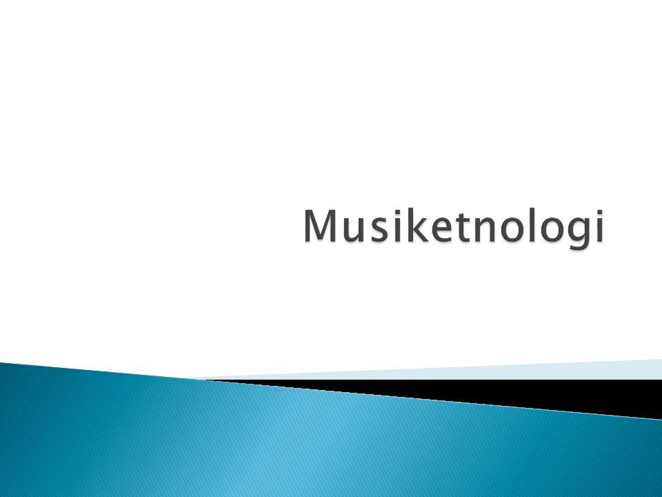 Musiketnologi