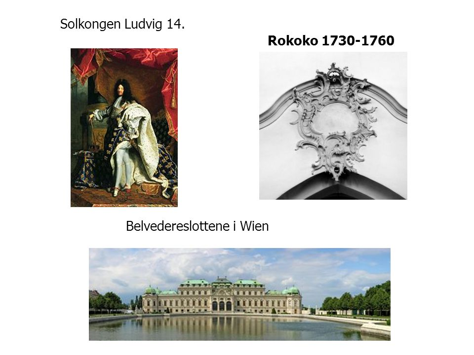 Belvedereslottene i Wien