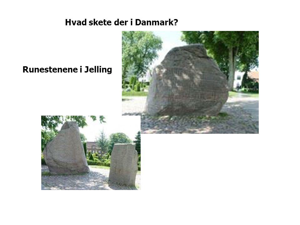 Hvad skete der i Danmark