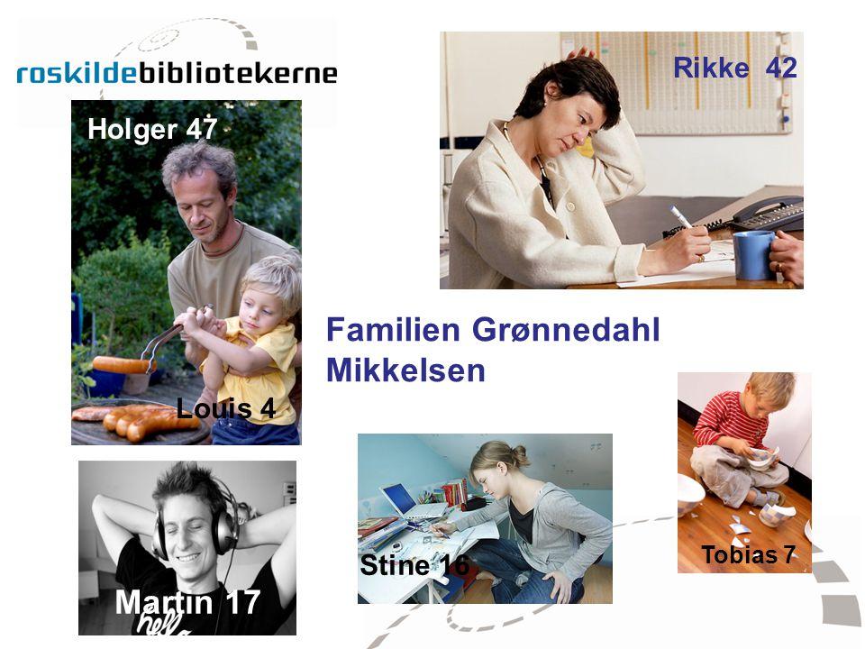 Familien Grønnedahl Mikkelsen
