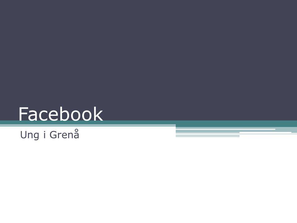Facebook Ung i Grenå