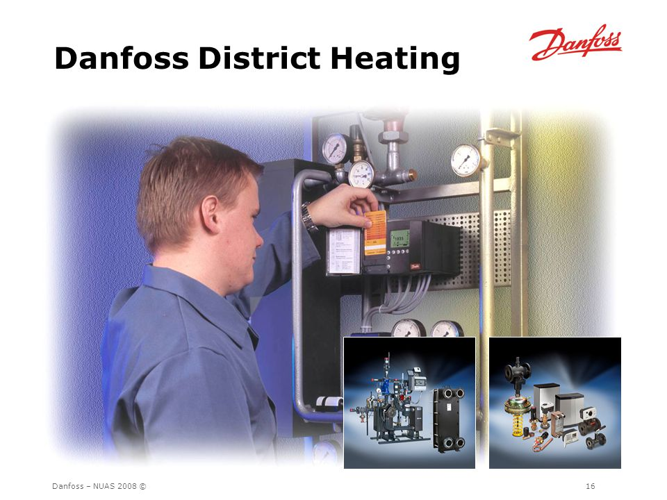 Danfoss District Heating