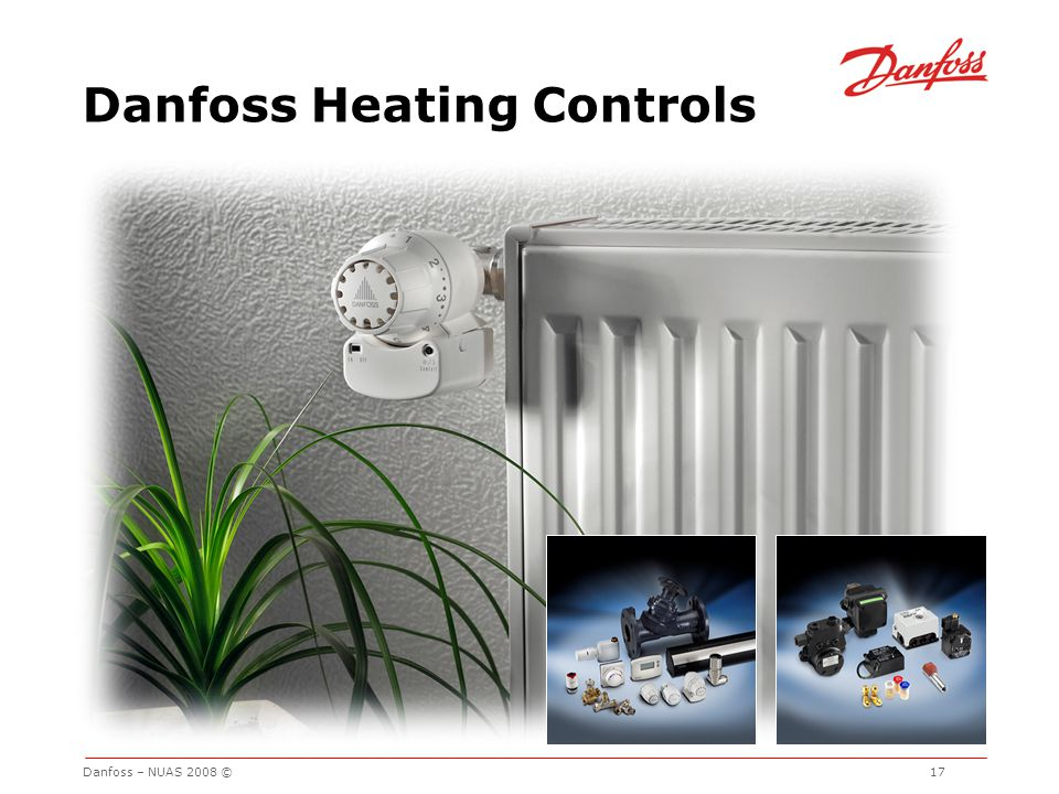 Danfoss Heating Controls