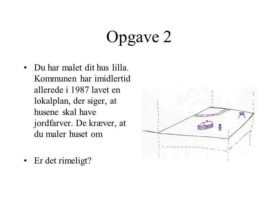 Opgave 2