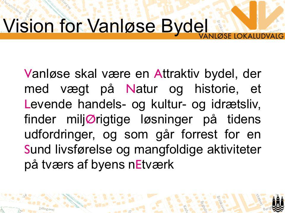 Vision for Vanløse Bydel