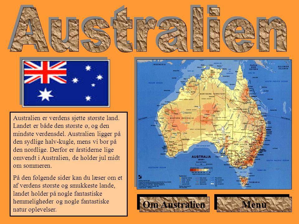 Australien Om Australien Menu