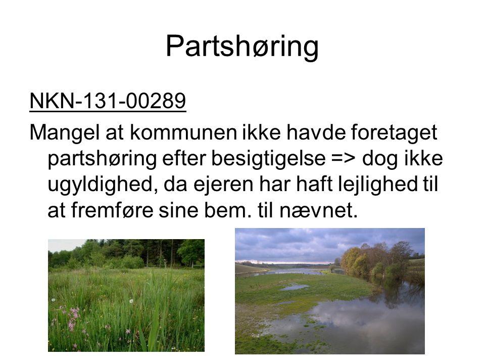 Partshøring NKN-131-00289.