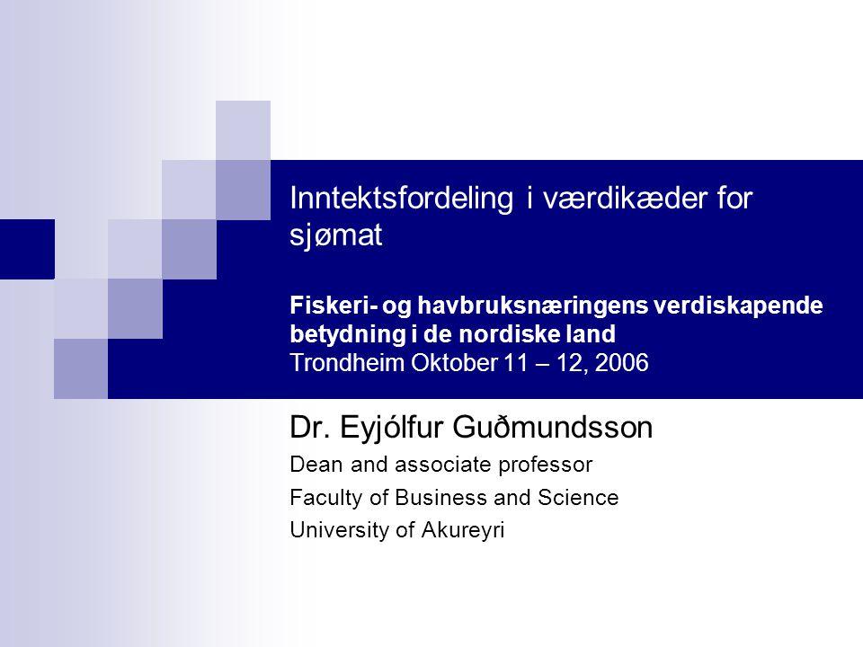 Dr. Eyjólfur Guðmundsson