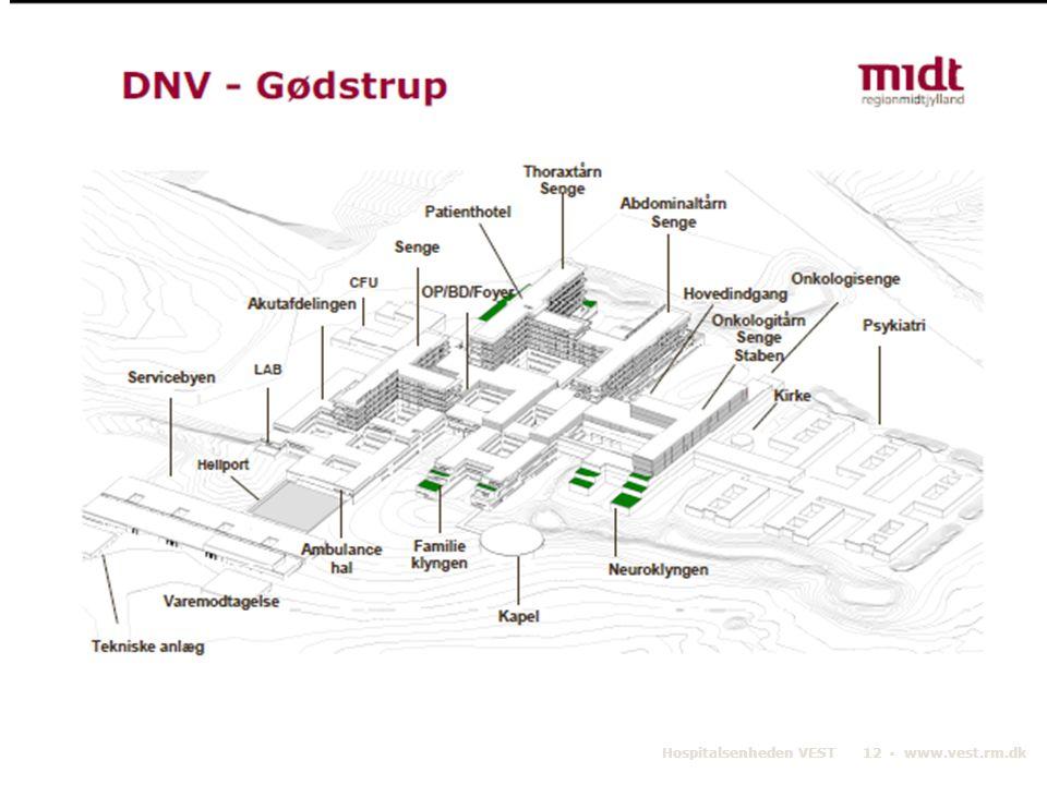 Hospitalsenheden VEST 12 ▪ www.vest.rm.dk