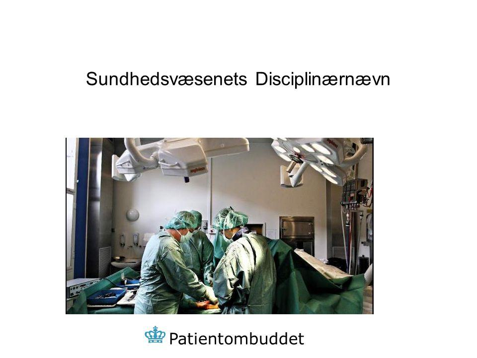 Sundhedsvæsenets Disciplinærnævn
