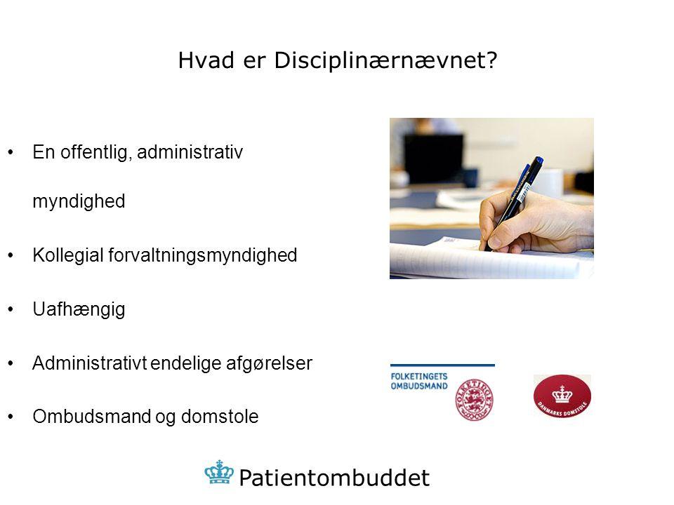 Hvad er Disciplinærnævnet