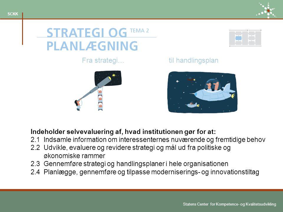 Fra strategi… til handlingsplan